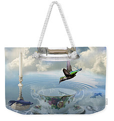 Invisibility Weekender Tote Bag
