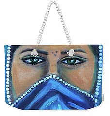 Invisible Weekender Tote Bag