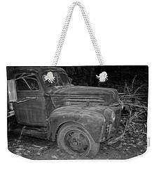 Invisible Giant Weekender Tote Bag