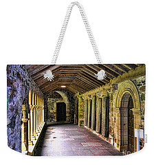 Arched Invitation Passageway Weekender Tote Bag