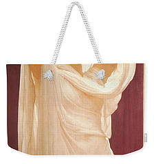 Invocation Weekender Tote Bag by Frederick Lord Leighton