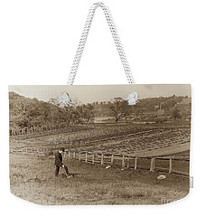 Weekender Tote Bag featuring the photograph Inwood 1906 by Cole Thompson