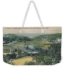 Inwood Postcard Weekender Tote Bag by Cole Thompson