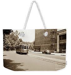 Inwood Trolley  Weekender Tote Bag