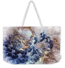 Ion Storm Weekender Tote Bag by Casey Kotas