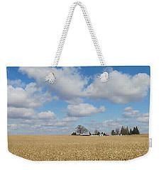 Iowa 3 Weekender Tote Bag