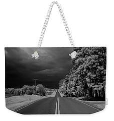 Iowa Sac Fox Drive Weekender Tote Bag