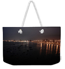 Iquique Harbor Chile Weekender Tote Bag