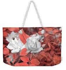 Ir Rose  Weekender Tote Bag