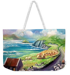 Ireland Co Kerry Weekender Tote Bag