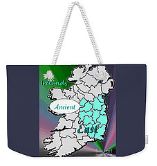 Tour Irelands Ancient East Weekender Tote Bag