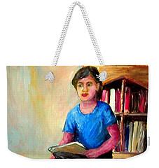 Irene Weekender Tote Bag