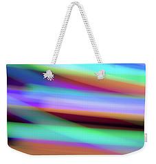Iridescence Weekender Tote Bag