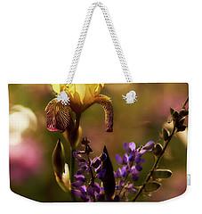 Iris 6 Weekender Tote Bag
