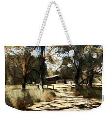 Iris Barn Weekender Tote Bag