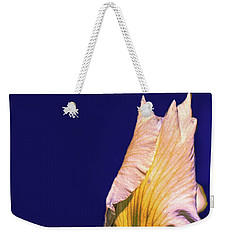 Iris Beginning To Bloom #g0 Weekender Tote Bag