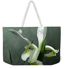Iris Celebration Weekender Tote Bag by I\'ina Van Lawick