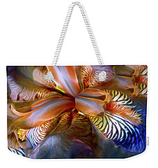 Iris Dream Weekender Tote Bag