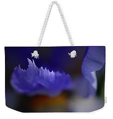 Iris Feathers Weekender Tote Bag