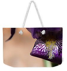 Iris Gemanica Weekender Tote Bag