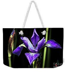 Iris Glow Weekender Tote Bag