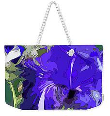 Iris Impressions Weekender Tote Bag
