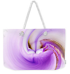 Iris In Depth Weekender Tote Bag