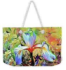 Iris Oh Iris 2 Weekender Tote Bag