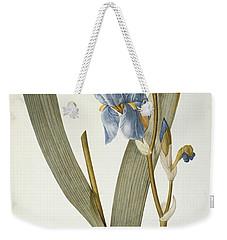 Iris Pallida Weekender Tote Bag