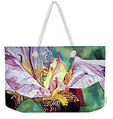 Iris Passion 1993 Weekender Tote Bag