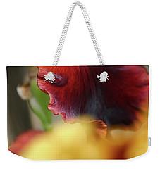Iris Petals 2 -  Weekender Tote Bag