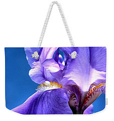 Iris Princess Weekender Tote Bag