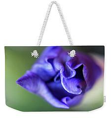 Iris Unfolding Weekender Tote Bag