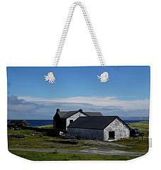Irish Boat Weekender Tote Bag