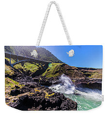 Irish Bridge Weekender Tote Bag