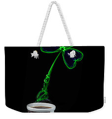 Irish Coffee Weekender Tote Bag