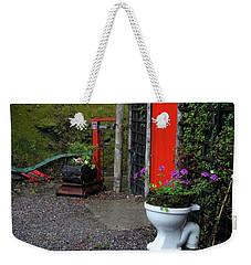 Irish Flower Potty Weekender Tote Bag