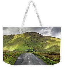 Irish Highway Weekender Tote Bag