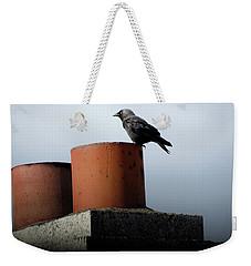 Irish Raven Weekender Tote Bag