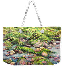Irish Seas Weekender Tote Bag