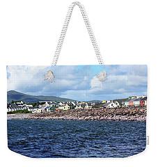 Irish Seaside Village - Co Kerry  Weekender Tote Bag