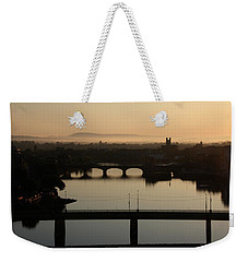 Irish Sunrise  Weekender Tote Bag by Catherine Alfidi