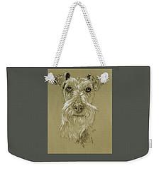 Irish Terrier Weekender Tote Bag