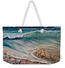 Irma's Treasure Weekender Tote Bag