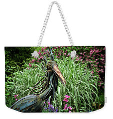 Iron Bird Weekender Tote Bag