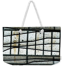Iron Curtain Or One Hundred Years A Slave Weekender Tote Bag