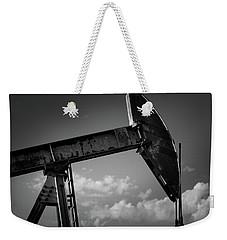Iron Head Weekender Tote Bag