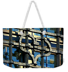 Iron Heart Weekender Tote Bag