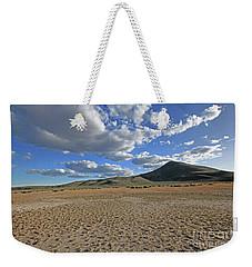 Iron Mountain Weekender Tote Bag