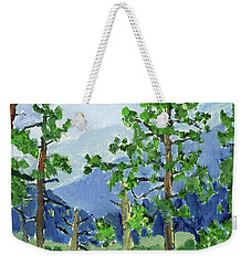 Iron Mountain Road Weekender Tote Bag